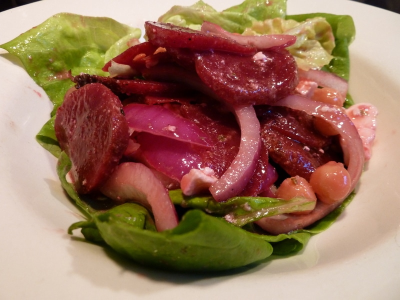 Beet Salad Lets revisit salads