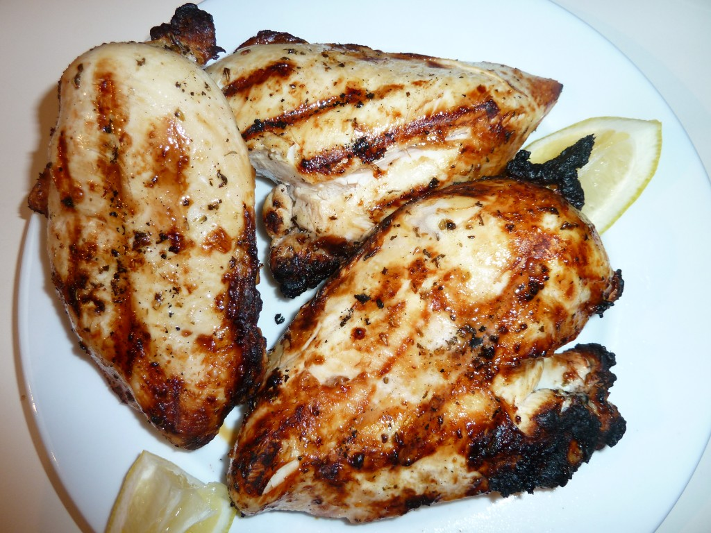 Grilled Lemongrass Chicken Recipe — Dishmaps