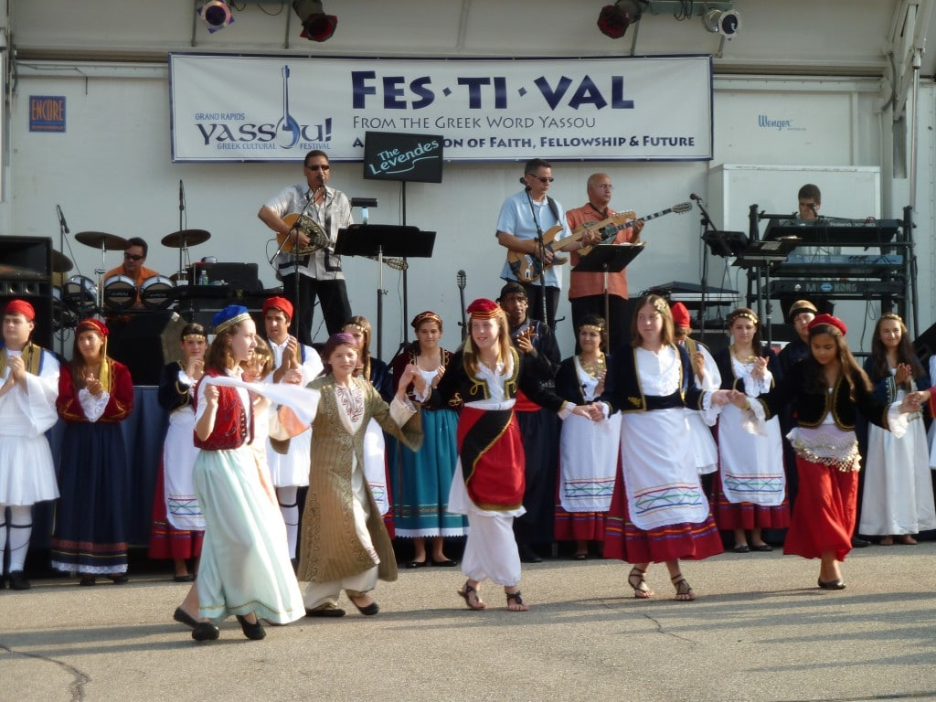 Yassou! Fest, All the Greek Festivals