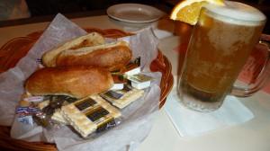 Pier III Full Bar & Bread basket