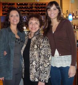 Becky, Nouna Tina & Tina T