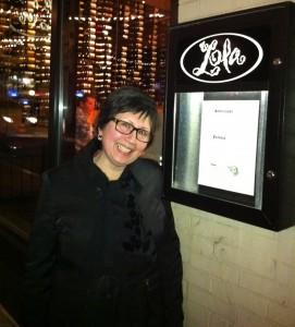Kitoula at Lola Bistro