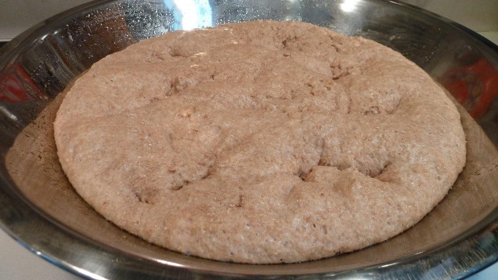 Tassajara Bread 2nd rise 45 min