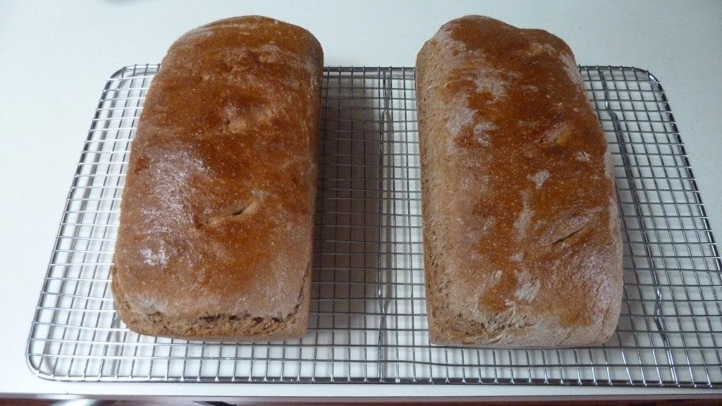Tassajara Bread baked