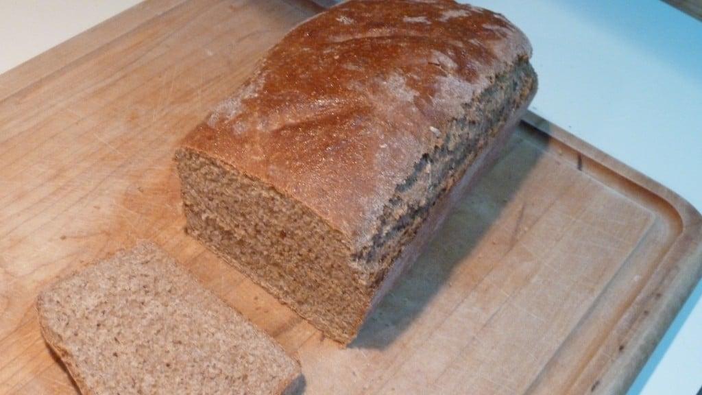 Tassajara Bread slice