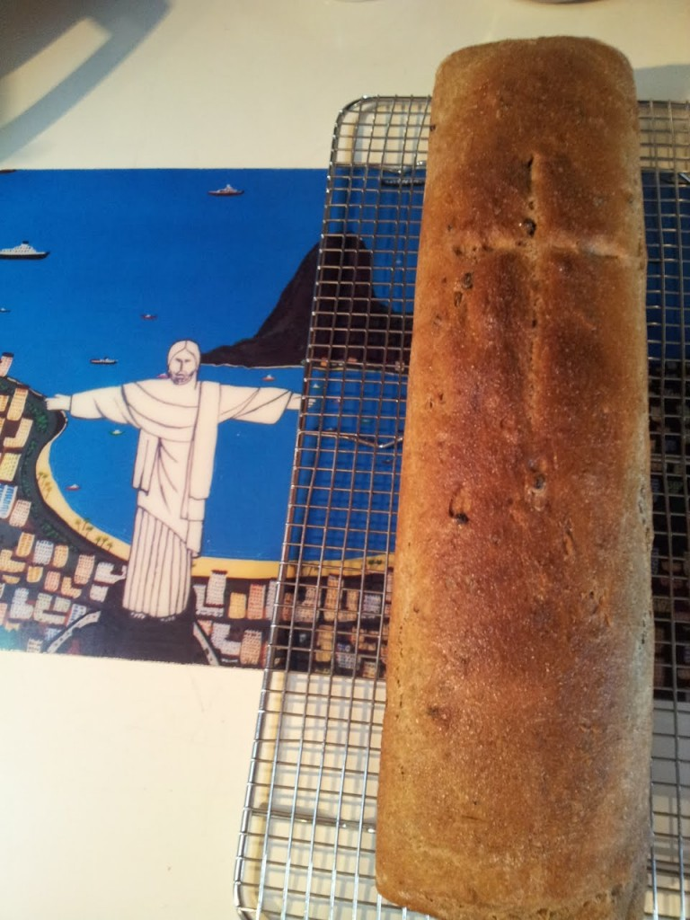 Tassajara Yeasted Wheat Bread