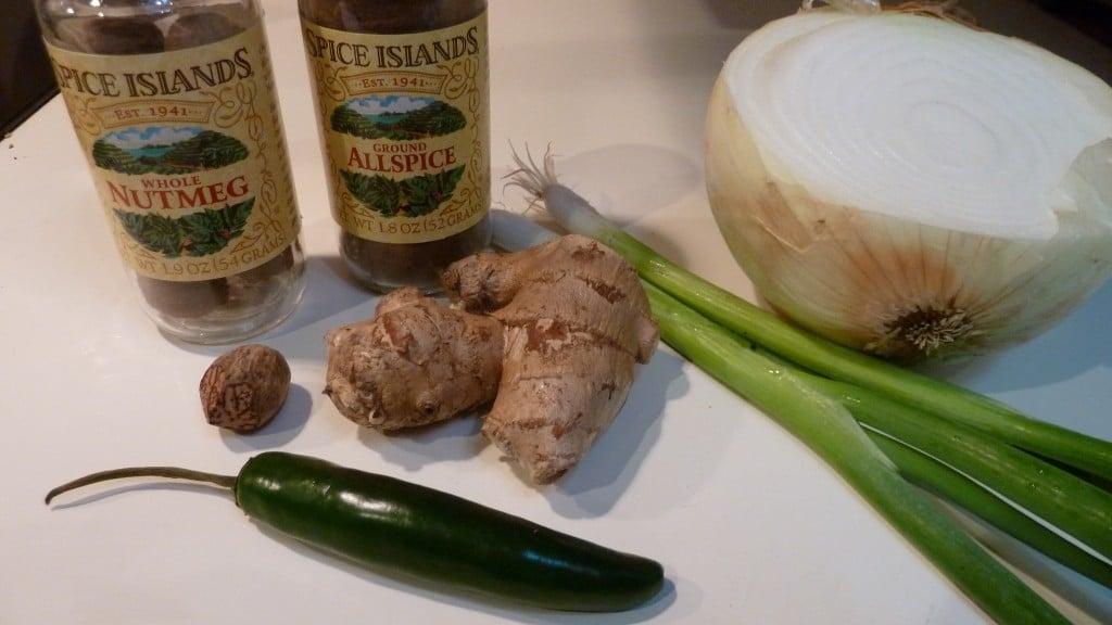 Jerk Marinade spices