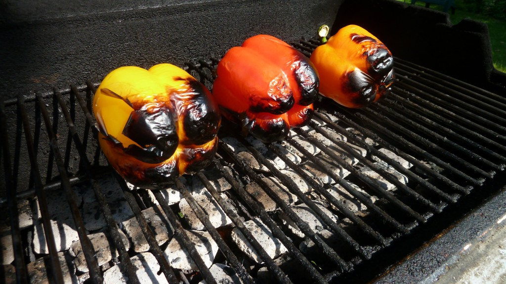 Roasted Peppers 1