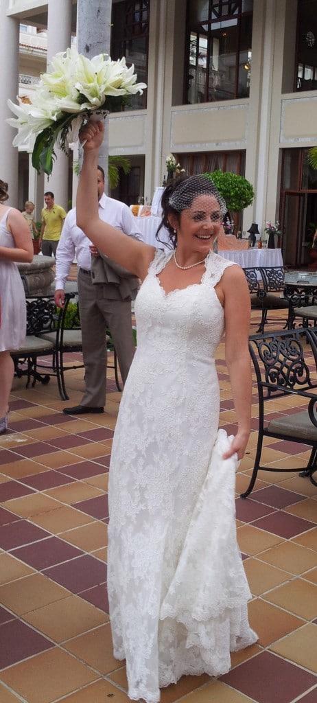 w00t! Married Lady!