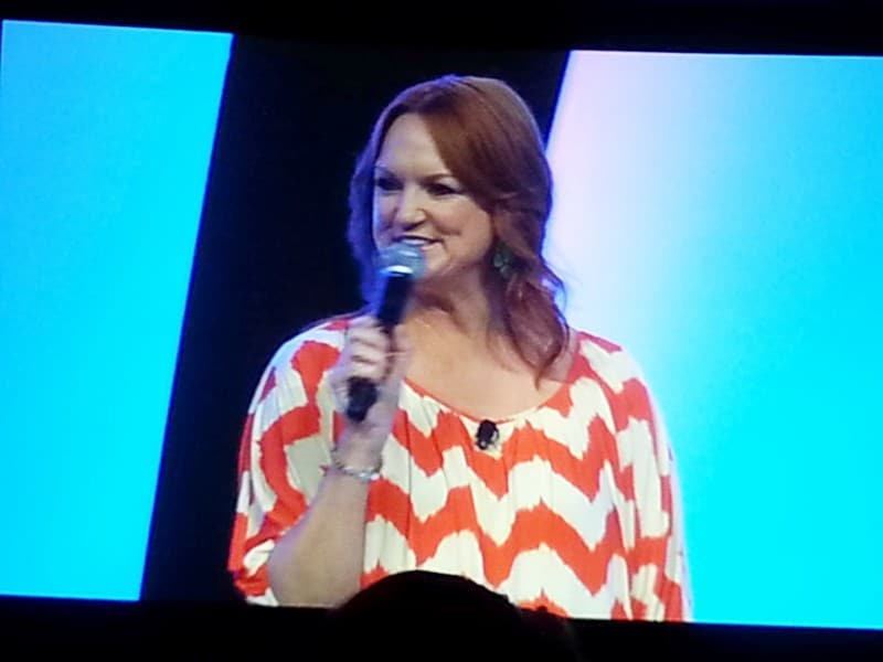 Ree Drummond My BlogHer 13 Weekend
