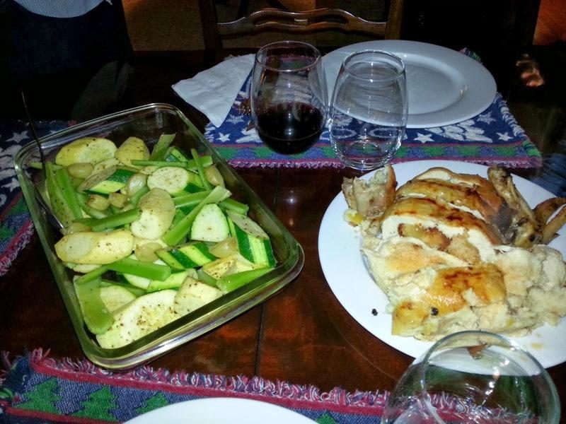 Henry Lau Dinner 6