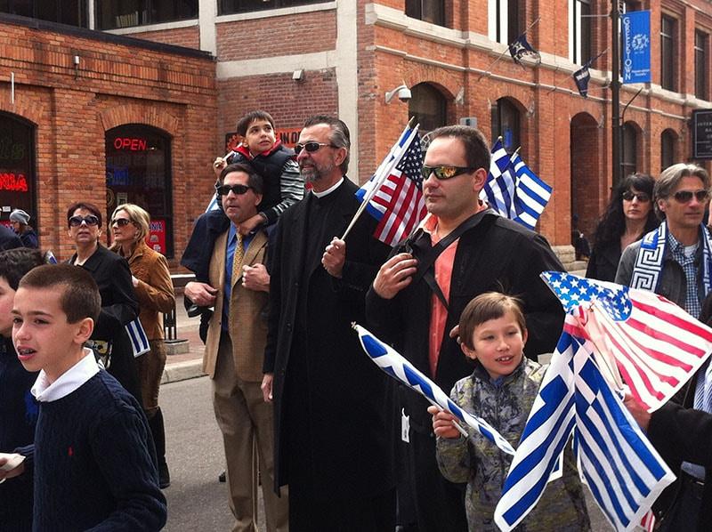 Greektown parade 6