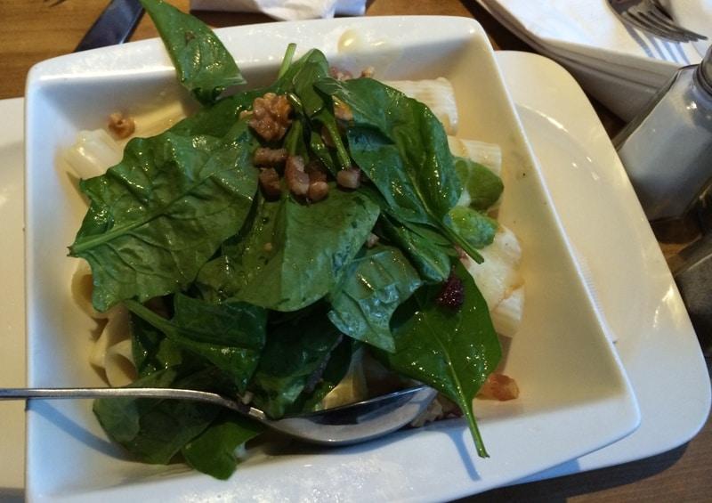 420 SmokeHouse Spinach Salad
