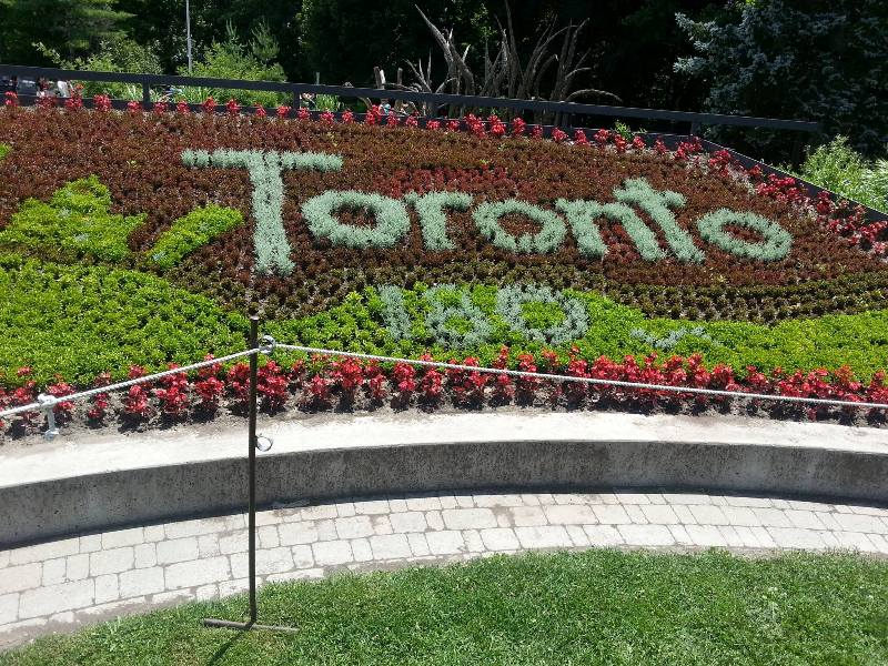 TorontoGardens Kalofagas Toronto Weekend