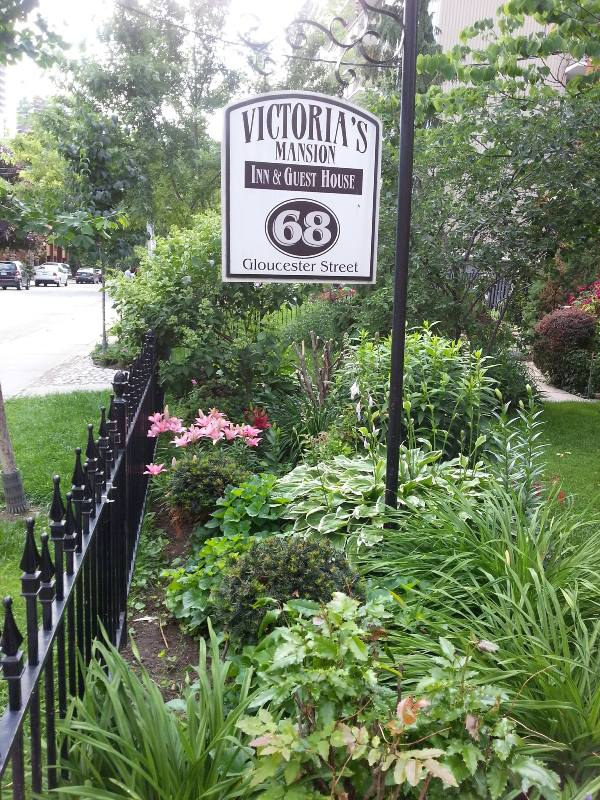 VictoriasMansion Kalofagas Toronto Weekend