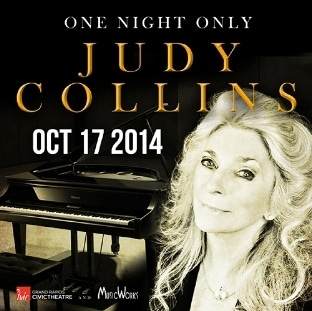 One Night with Judy Collins