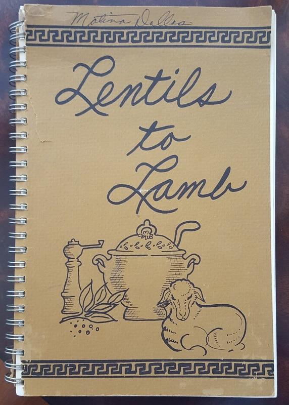 Lenten Recipes