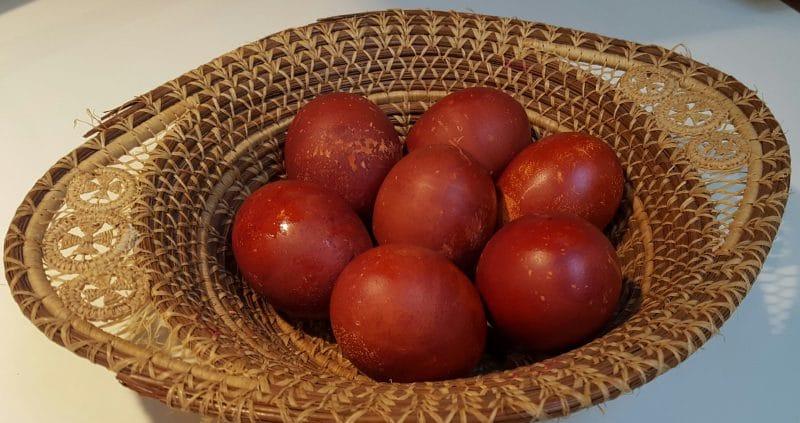 Fantis Traditional Greek Red Egg Dye 5pack