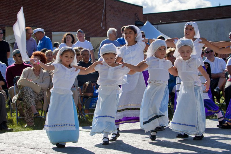 St George Yassoo Fest, All the Greek Festivals