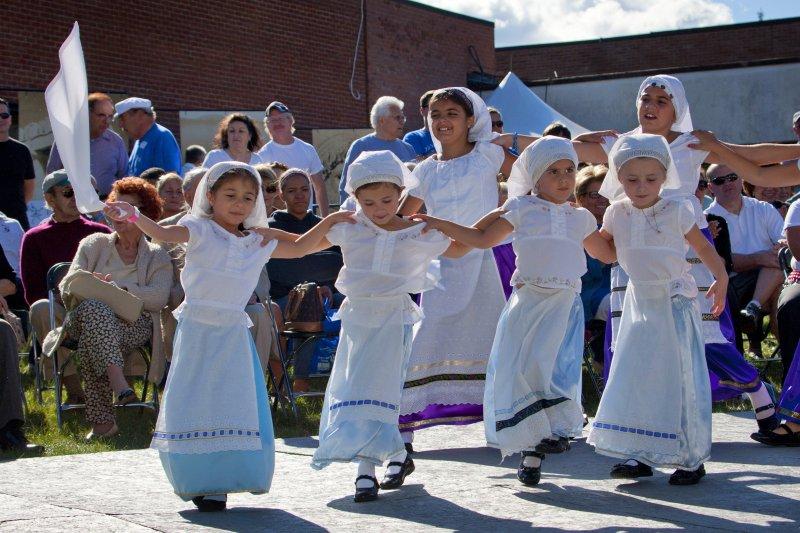 St George Yassoo Fest, All the Greek Festivals